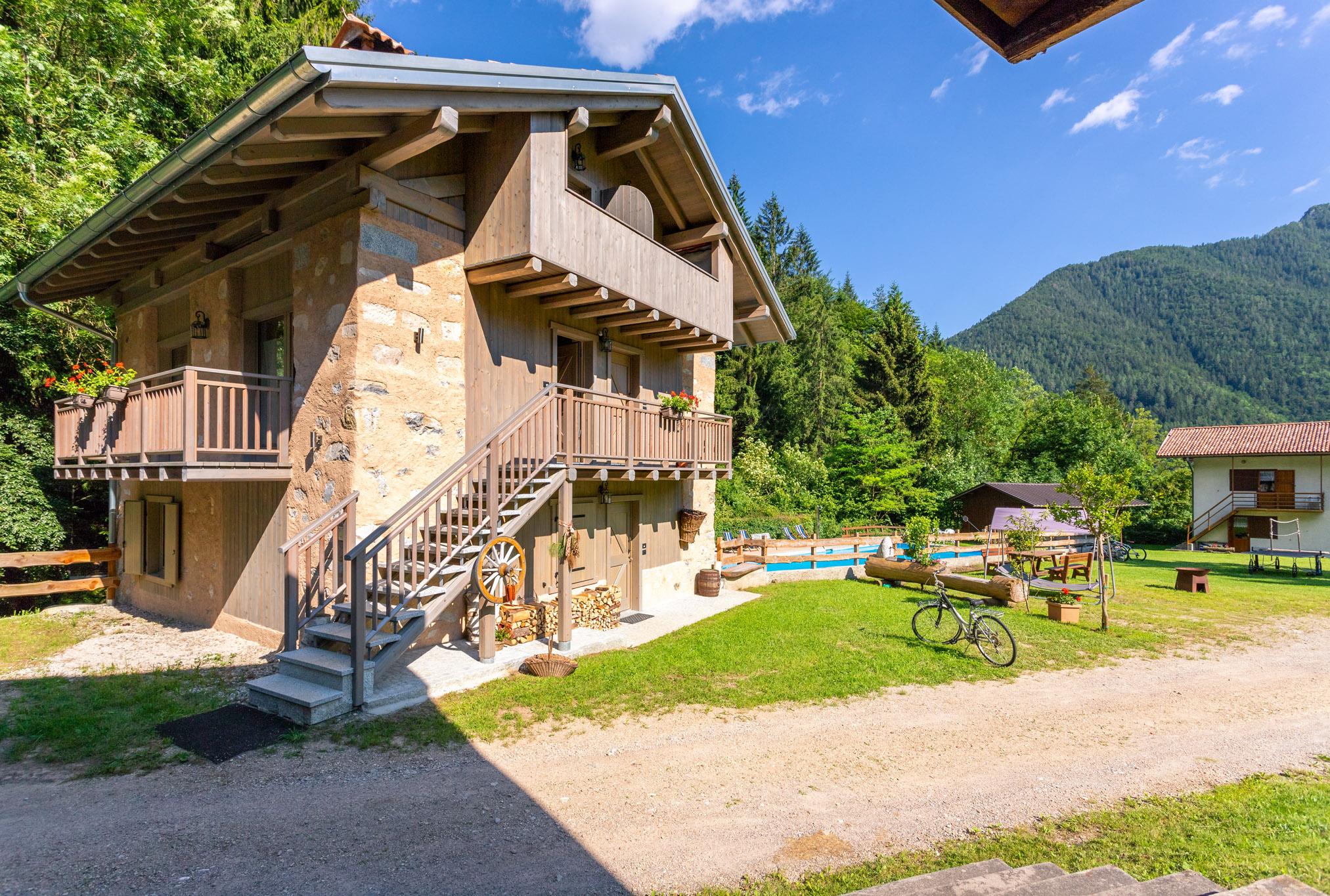 Casa Molini Valle di Ledro
